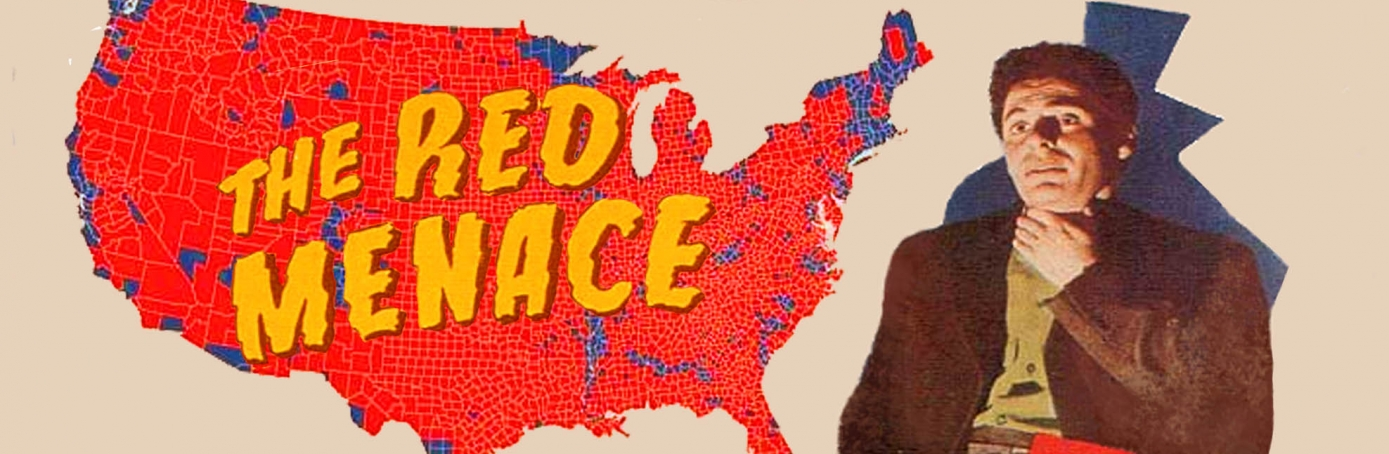 mccarthyism and the red scare in america The major effect of the great depression and the new deal on america was expanded government intervention into new  no the red scare is not the same as mccarthyism.