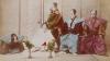 hara-kiri scene, hara-kiri ritual, seppuku, samurai warrior culture, feudal japan, samurai warriors