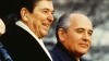 gorbachev, ronald reagan, the cold war, russian leaders