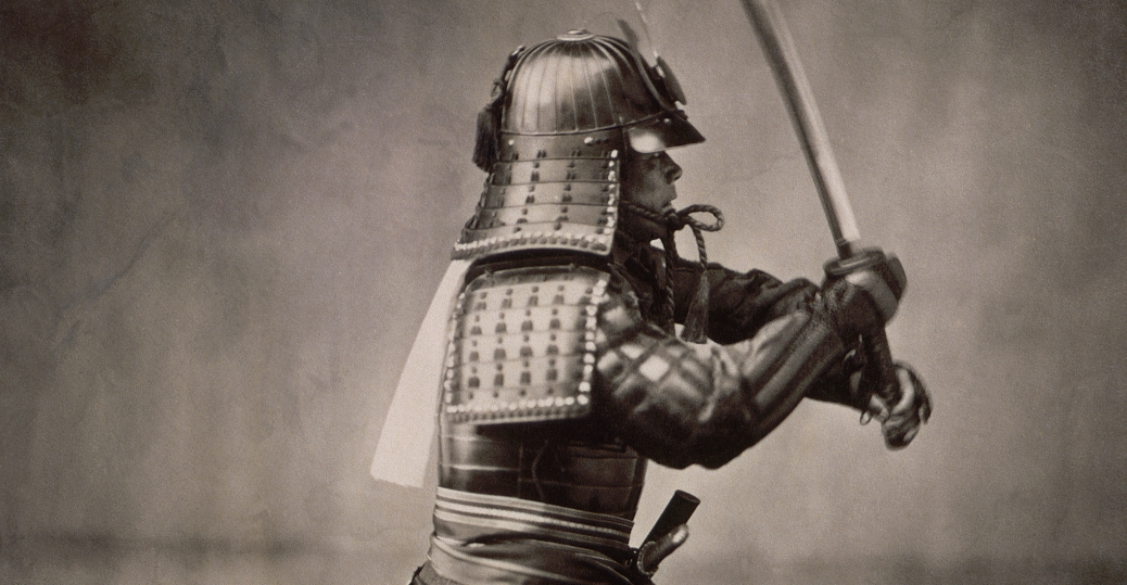 samurai, traditional samurai attire, feudal japan, samurai weapons, samurai sword