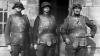soldiers, u.s. army ordnance department, body armor, firing test, fort de la peigney, langres, france, world war I, world war I technology