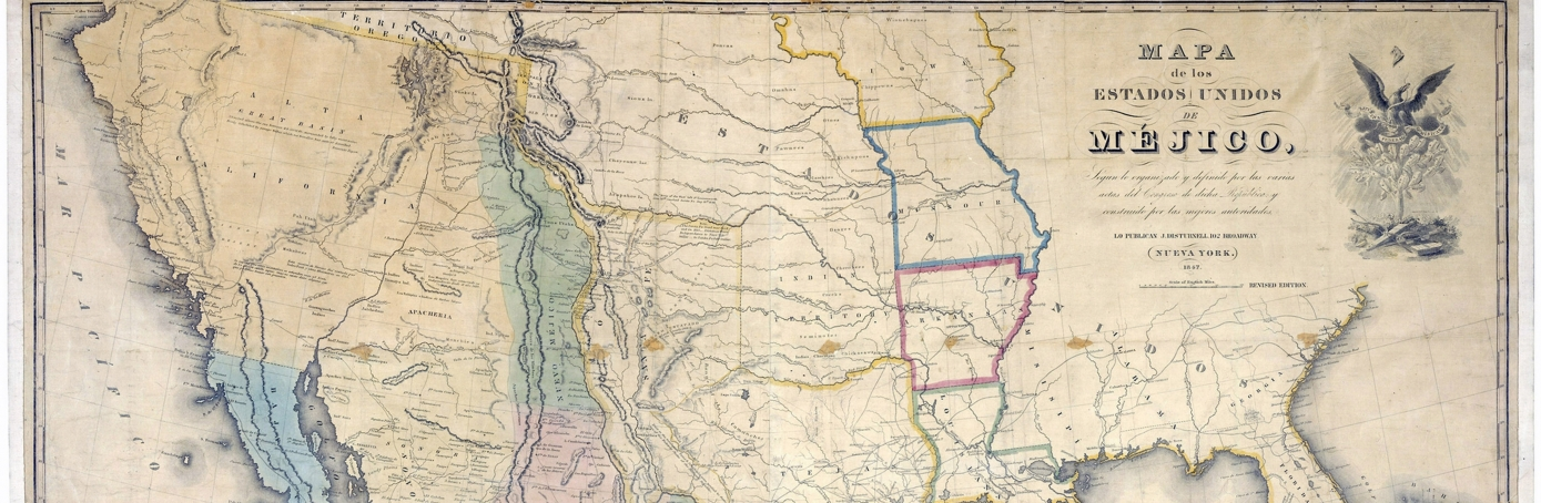 Treaty Of Guadalupe Hidalgo Facts Summary HISTORYcom - Map of the us before the mexican american war