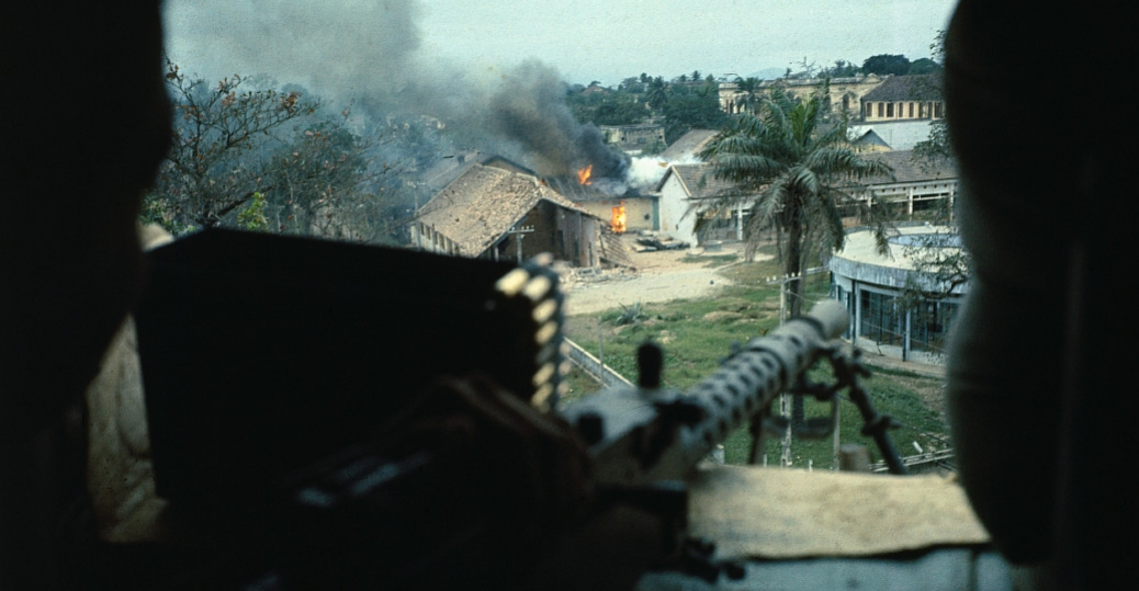 the battle of hue, the vietnam war, communist soldiers, artillery strikes, american soldiers