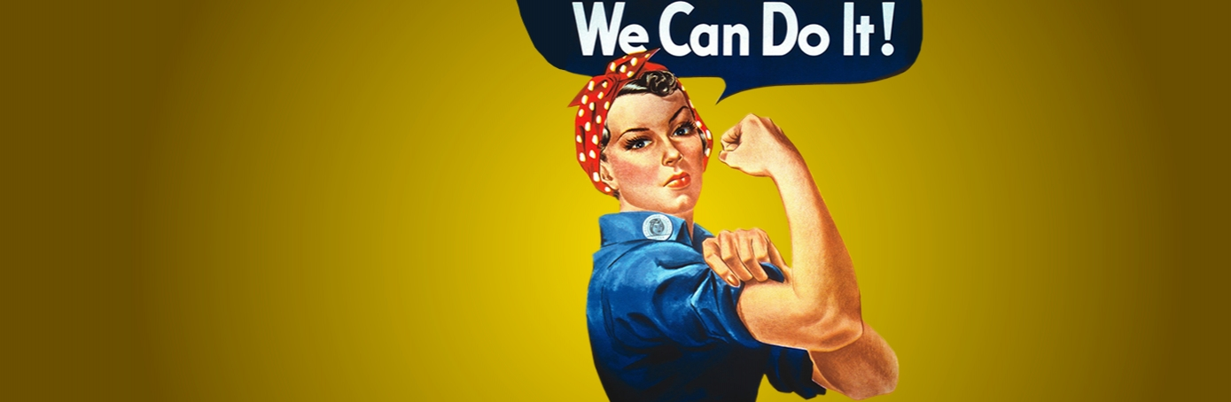 "Who was the ""real"" Rosie the Riveter?"