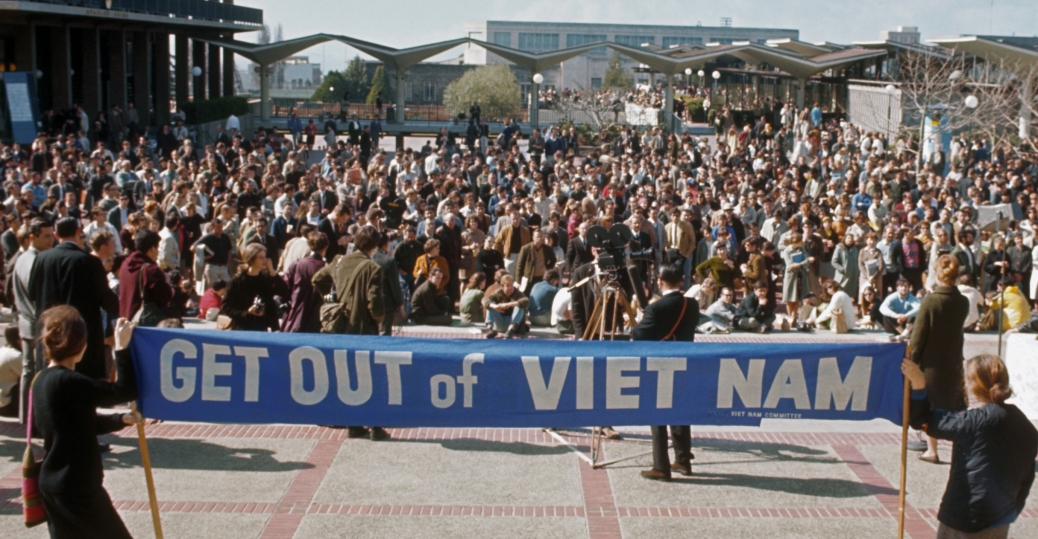 The nature and significance of the anti-war movements in the USA