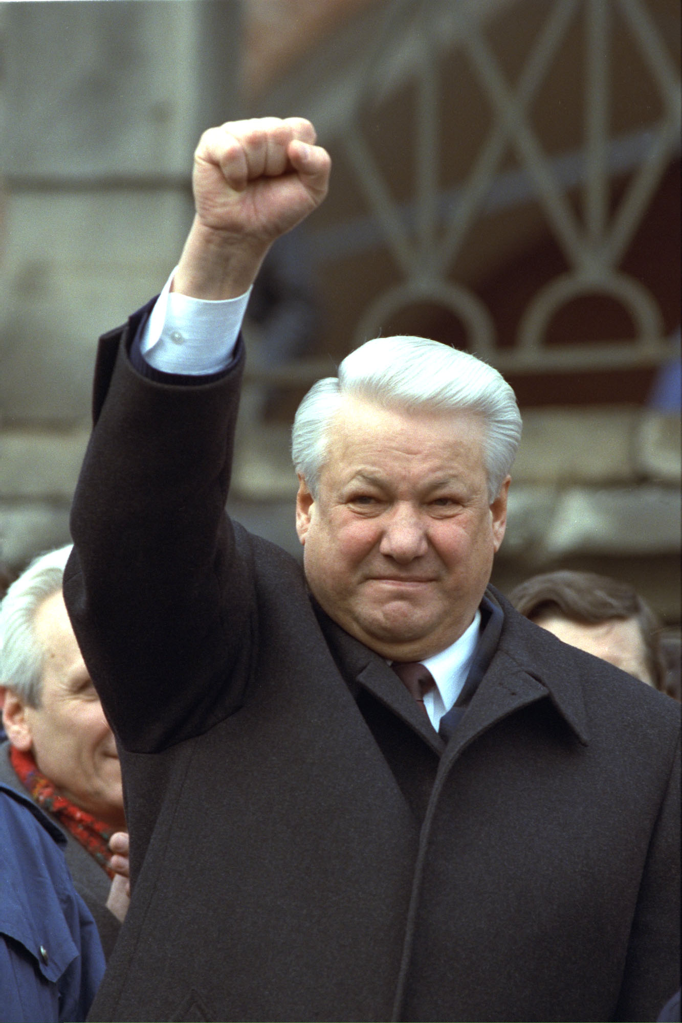 I Would Like To Stress Here That A Lasti By Boris Yeltsin
