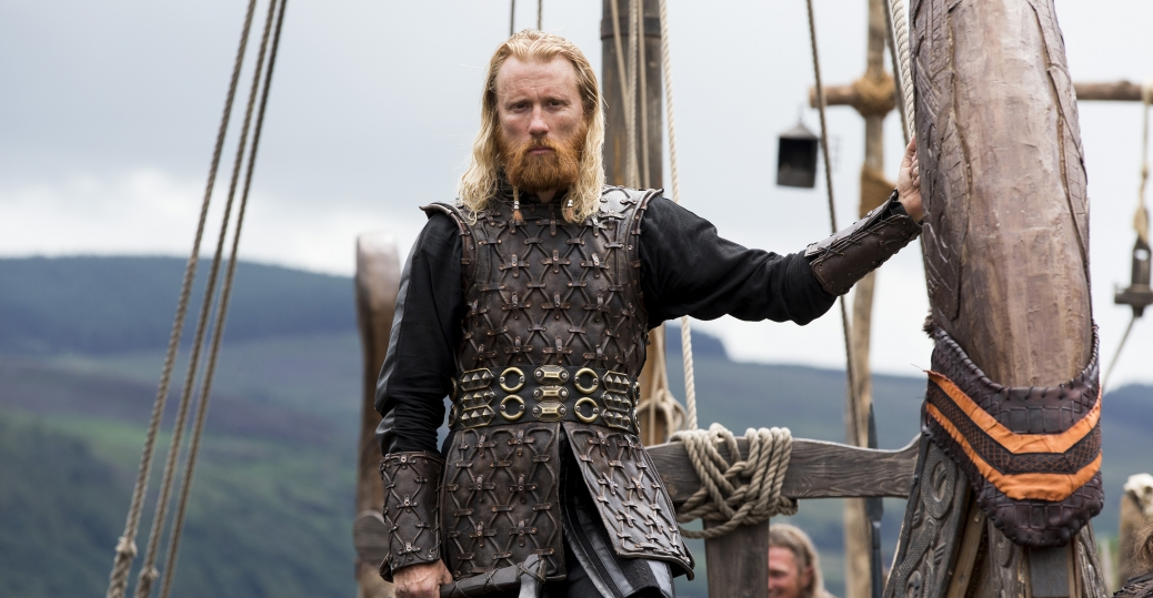 Thorbjørn Harr as Jarl Borg