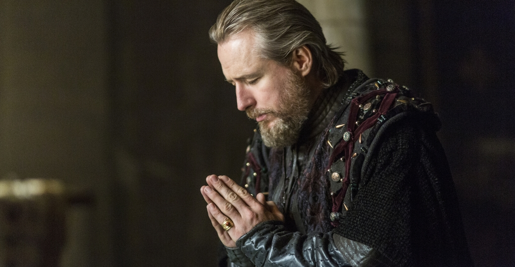Linus Roache as King Ecbert