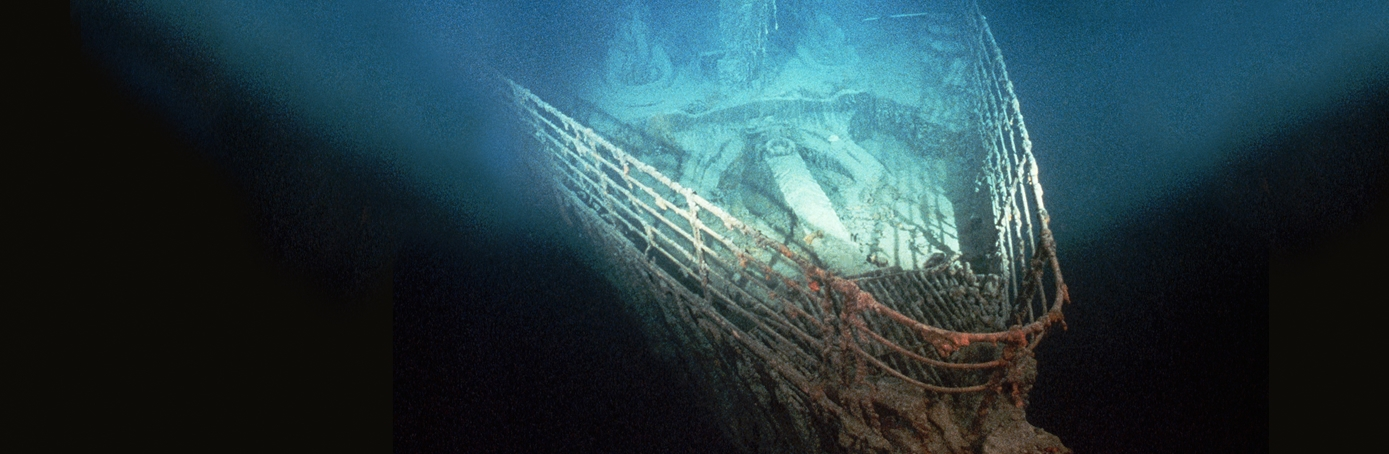 Finding Titanic, 30 Years Ago