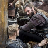 Alexander Ludwig as Bjorn, Clive Standen as Rollo
