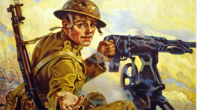 American Heroes of WWI