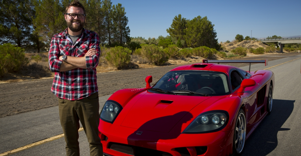Top Gear, Rutledge Wood