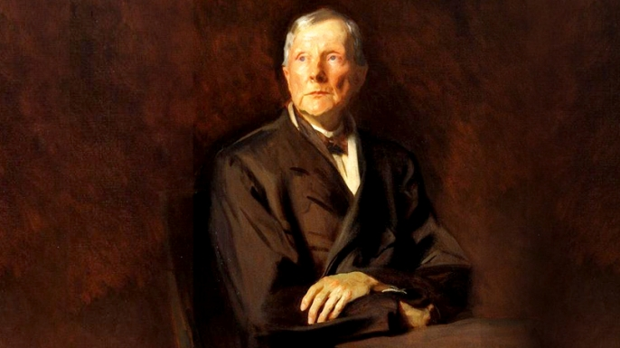 john d rockefeller an american rebel Start studying ap us history learn vocabulary,  american literary notables who lived in paris and other parts of europe,  john d rockefeller.