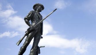 ask history, battles of lexington & concord, american revolution