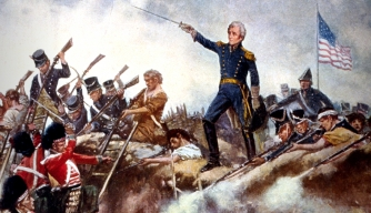 Battle of New Orleans, Andrew Jackson, War of 1812
