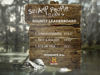 History channel swamp people 2015 tv schedule review ebooks