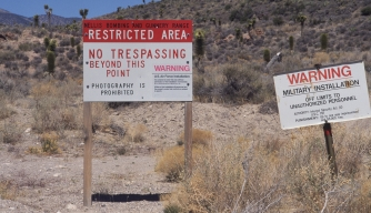 What goes on at Area 51?