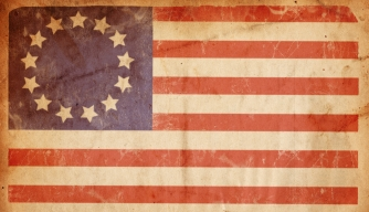 Did Betsy Ross really make the first American flag?
