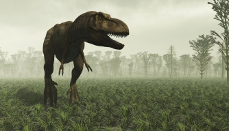 The Biggest Losers: Dinosaurs Slim Down With Lasers