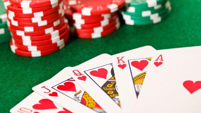 poker, games