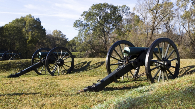 What were some Civil War weapons?