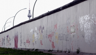 Reflecting on the Berlin Wall, 50 Years After Its Construction