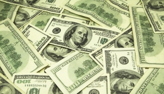 Why is American currency green?