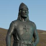 Leif Eriksson, Vikings