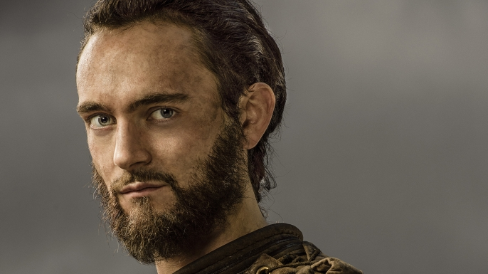 George Blagden as Athelstan