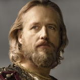 Linus Roache as King Ecbert, Vikings