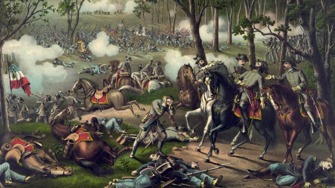 7 Things You May Not Know About the Battle of Chancellorsville ...