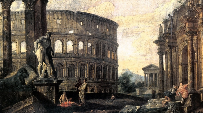 how did rome fall Why rome fell on the spectator | i n the decade before his death in 1982, the science-fiction writer philip k dick was afflicted with a powerful delusion.