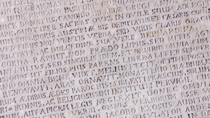innovations that built ancient rome lists newspapers