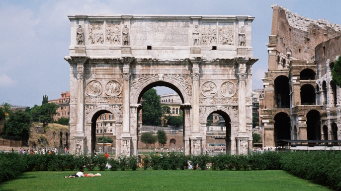 Wonderful Roman Arches