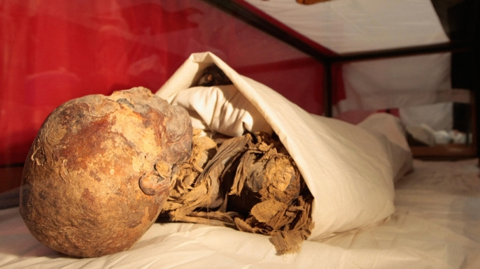 list 5 great mummy discoveries Hatshepsu
