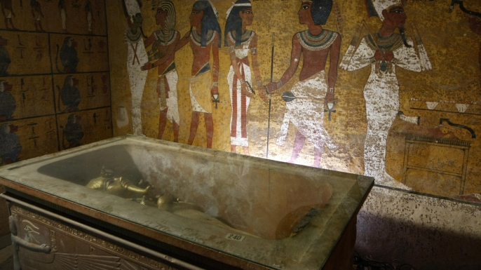 list 5 great mummy discoveries king tut