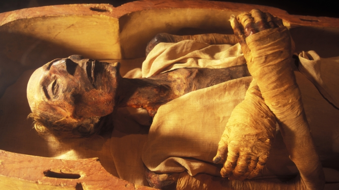 list 5 great mummy discoveries ramesses ii