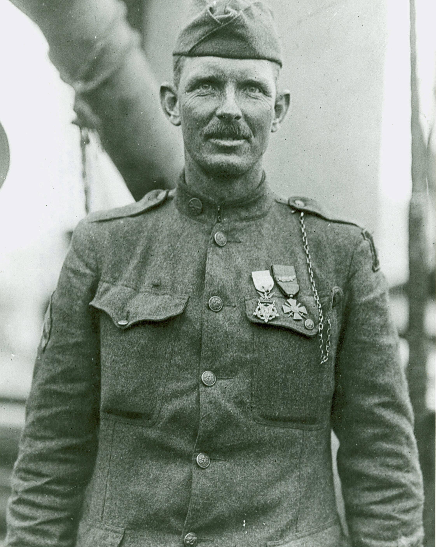 Sergeant Charles R. Salaway
