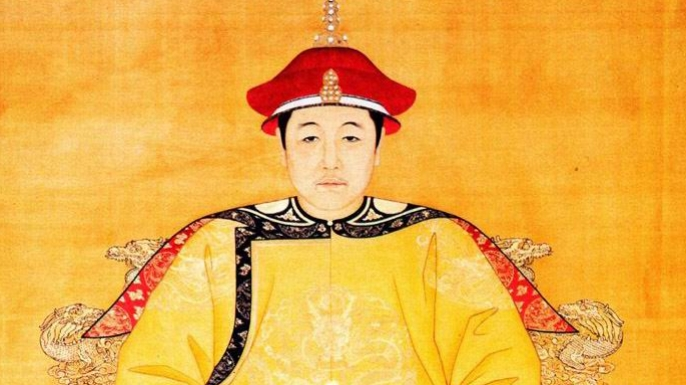 Fulin, the Shunzhi Emperor