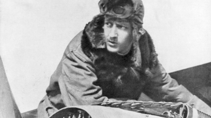 list 6 famous wwi fighter aces Georges Guynemer,