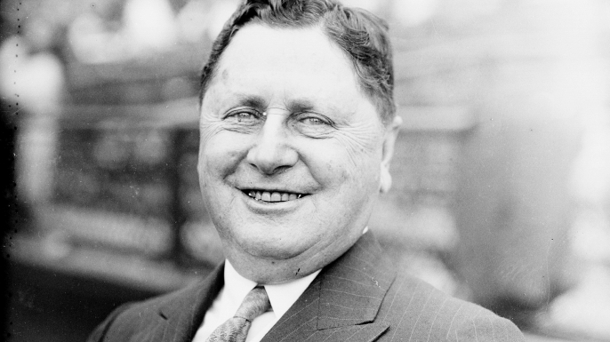 list The Unusual Origins of 6 Famous Brands William Wrigley Jr. At Wrigley Field