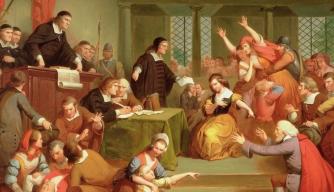 7 Bizarre Witch Trial Tests