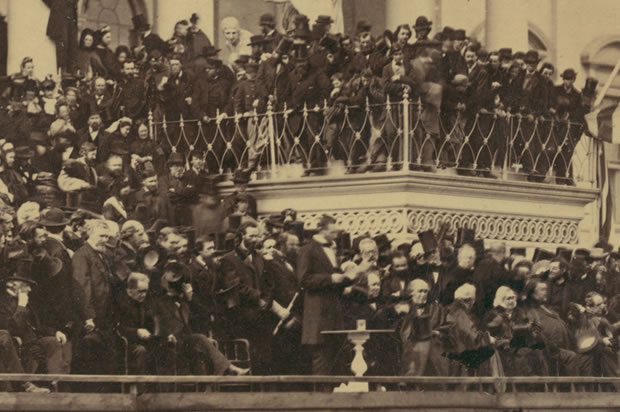 Remembering Lincoln S Second Inauguration History In The