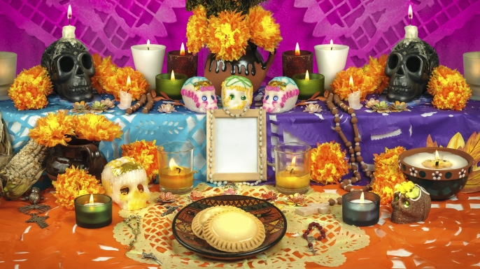 HUNGRY Day of the Dead Sweets and Treats