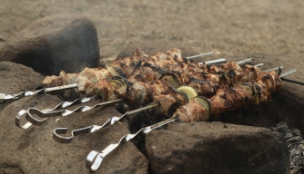 HUNGRY Grilling Tips from the Ancient Greeks