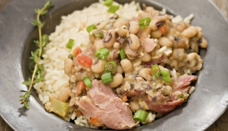 HUNGRY Hoppin' John: A New Year's Tradition