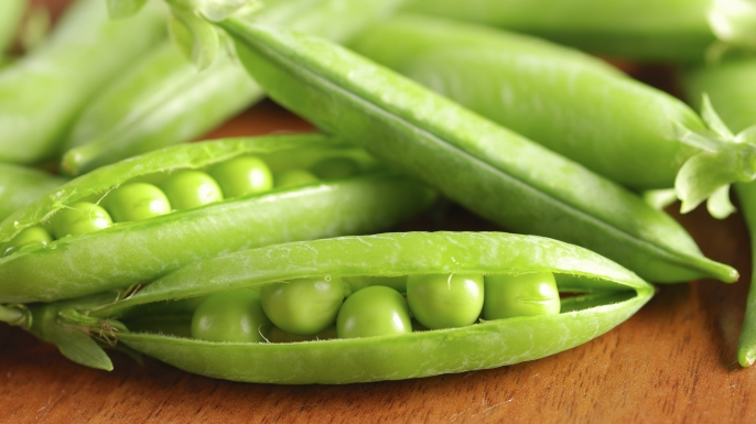 HUNGRY Lunch With Libby: Peas