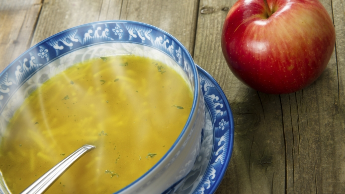 HUNGRY More Than Chicken Soup: Food Remedies