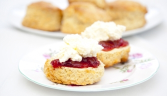 HUNGRY Queen Victoria's Scones