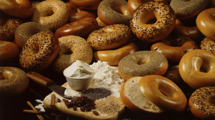 HUNGRY From New York to Montreal: What's in a Bagel?